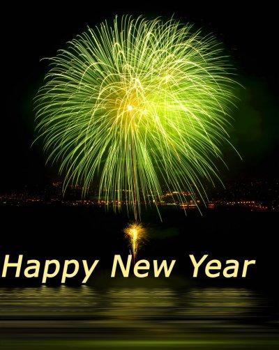 Fröhliches neues Jahr!